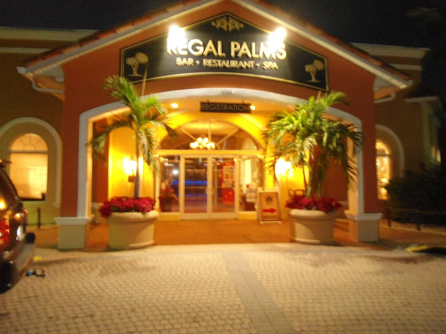 Regal Palms Club and Reception