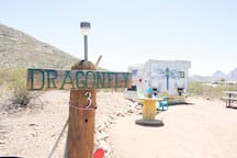 Dragonfly - Tin Valley Retro Rentals