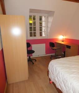 Chambre proche Angers, bord de Loire - Bouchemaine - Talo