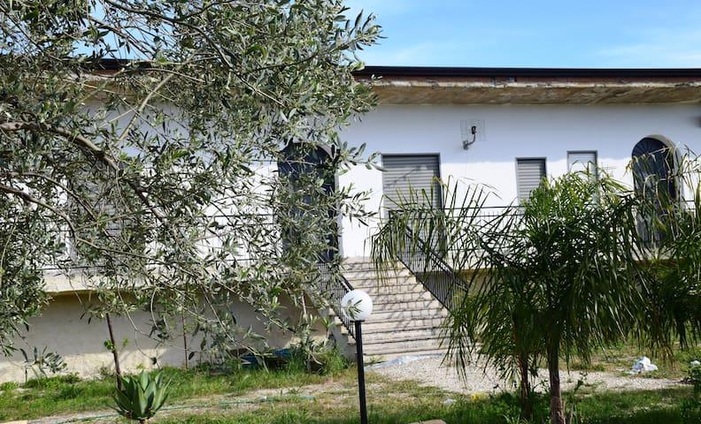 Casa sul Lago - Naro - House