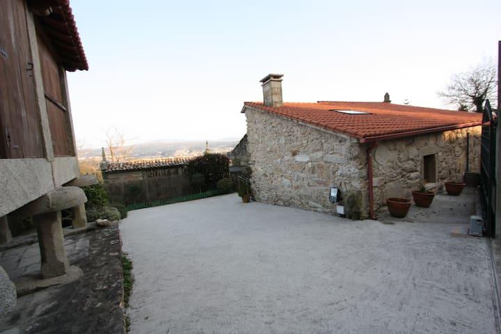 Vivienda Vacacional Vila Castriño en Rianxo