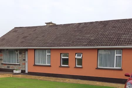 Double room with bathroom - Mullingar - Bungalow