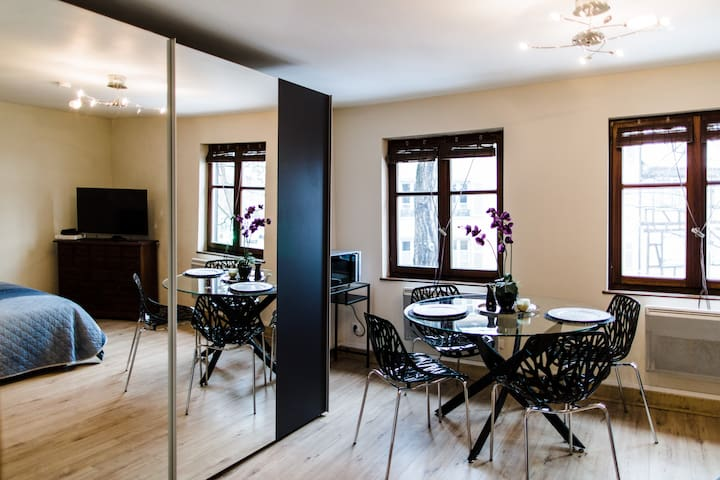 Studio in the historical centre of Strasbourg