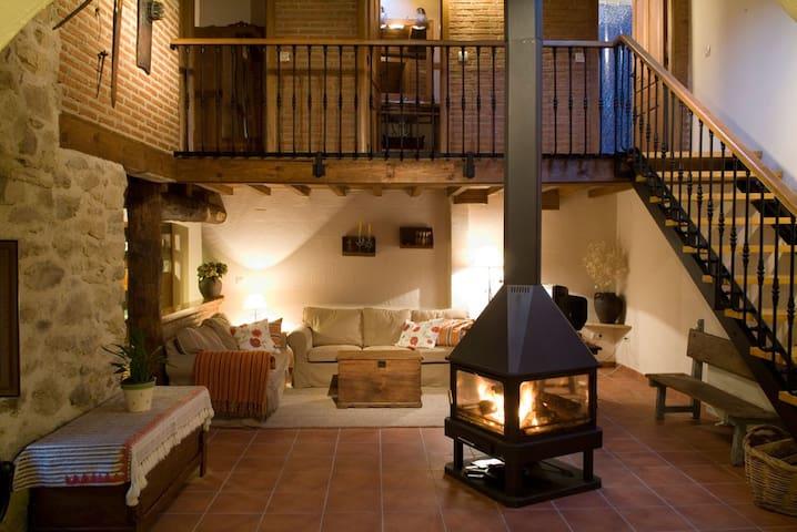 Casa rural La Rasa - Cabezas Altas