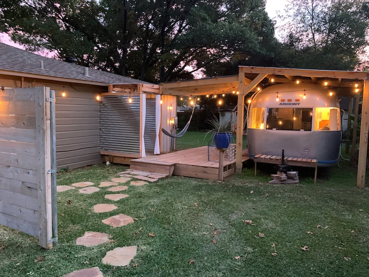 NEW!! Argosy by Airstream Retreat- Heart of DFW