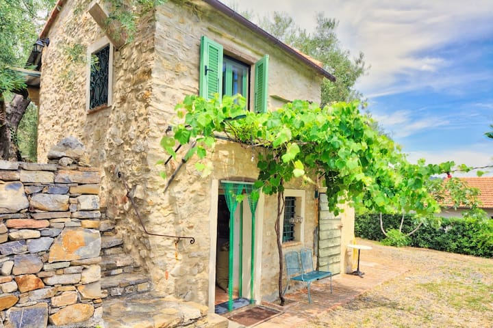 Il Passatempo - Romantic, rustic countryhome for 2 people, with garden