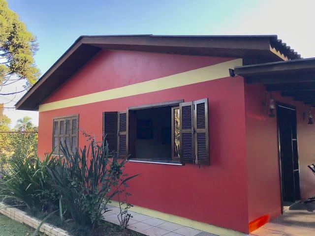 Casa, conforto e natureza perto de Torres