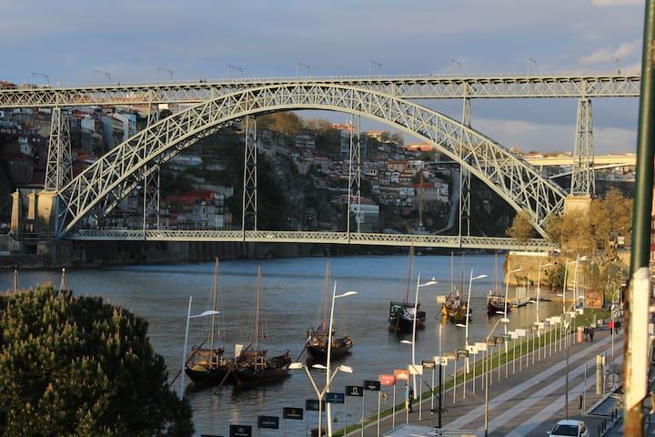 Apartamento c/ fantásticas Vistas - Vila Nova de Gaia - Pis