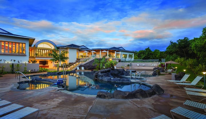 Lovely Kauai 3 Bedroom Presidential Suite
