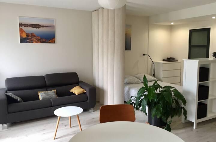 Grand studio Compans Caffarelli