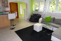 2-Zi Appartement in Ostelsheim bei Weil der Stadt