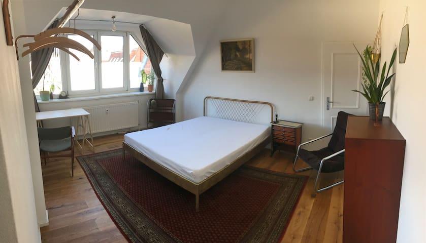 Helles Apartment mit Küche, Bad & eigenem Eingang