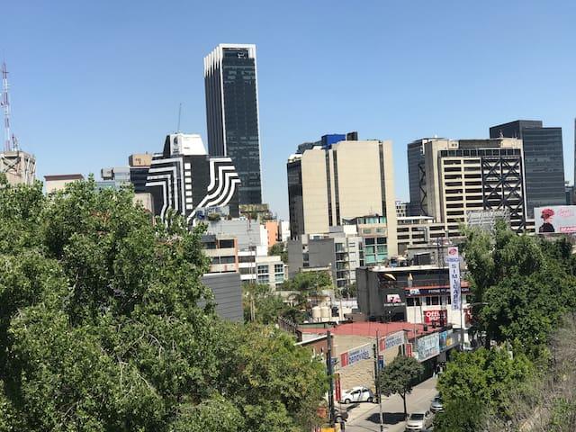 PENTHOUSE excelente ubicaciónLaRoma - Mexiko-Stadt - Wohnung