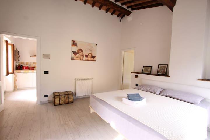 La casa nel Borgo - Appartamento Superior Toscana