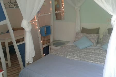 Chillout studio-flat1 - Artist Nest - Arambol - Lägenhet