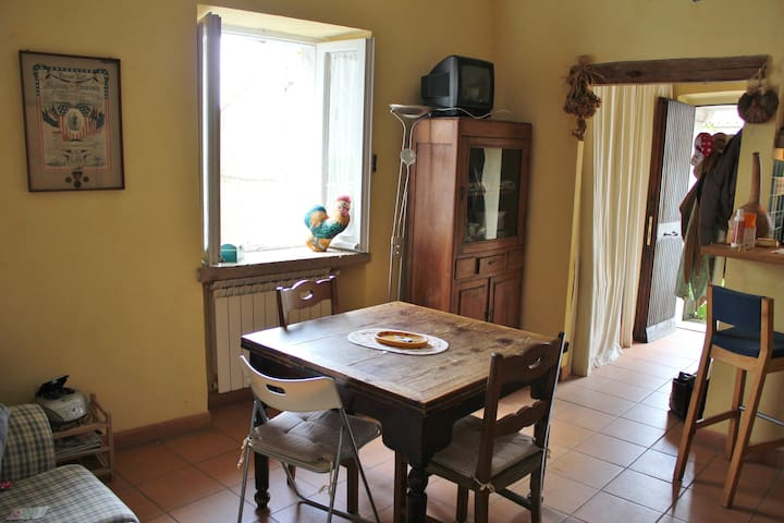 Charming house in Etruscan land - Farnese