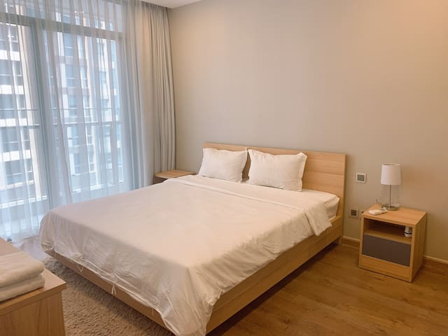 FREE AIRPORT PICK UP* Charming Lux 2BR Apart VCP
