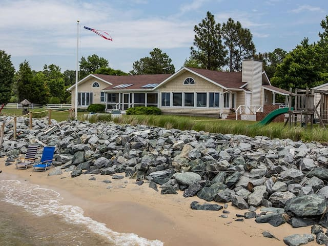 Sunset Beach Cottage - Madison - Huis