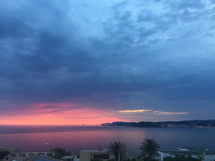 Villa vue panoramique sur la mer
