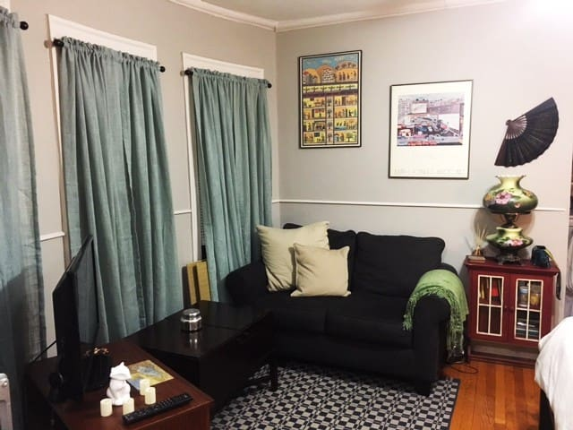 Updated Studio in Andersonville - (no extra fees)
