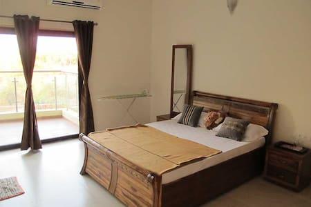 Deluxe Sea View Homestay, Dona Paula - Lägenhet