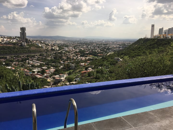 Guest House Xiote Stunning view Private lap pool