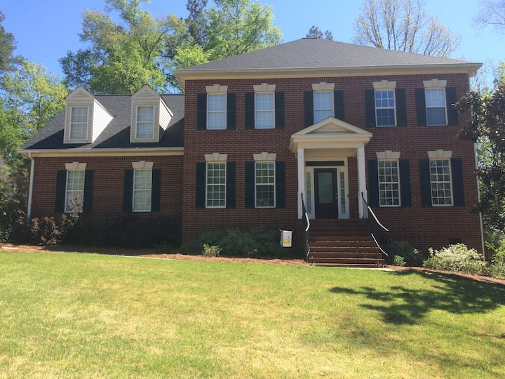 1 Bedroom in large house- 3 miles from Masters!