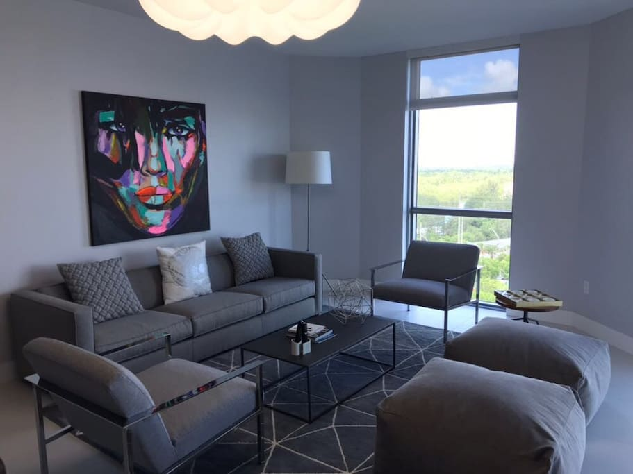 Luxurious 3 Bedroom Bayfront Apartment In Aventura Apartments For Rent In North Miami Beach