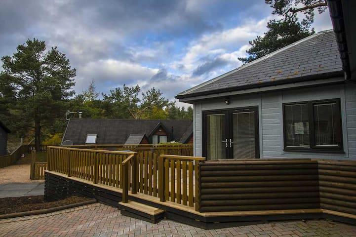 Printemps Lodge, River Tilt Leisure Park