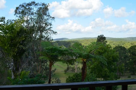 self-contained,country views,sunny - Tinonee