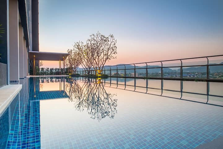 KF390 AmazingView 18th fl Hua Hin Condo True Arena