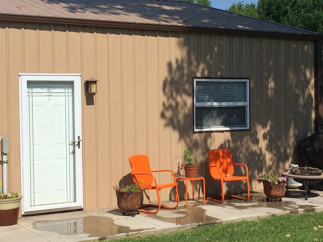 Private Cozy Apartment in Broken Arrow, OK - Broken Arrow - Flat
