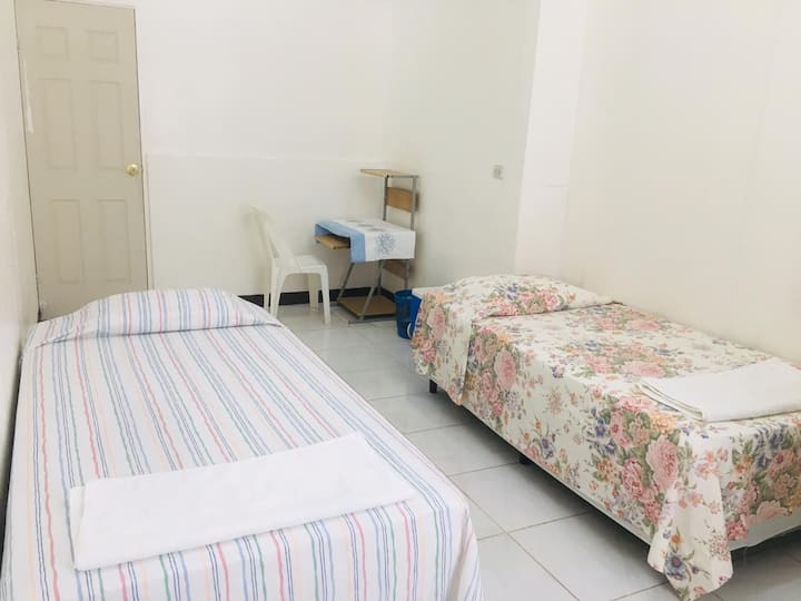 Great lodging at 500 meters from Managua Airport.