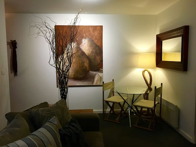 South Yarra's Cosy and Quiet Living - South Yarra - Apartment