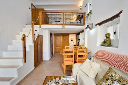 """Casa romántica en """"Dalt Vila"""" Ibiza - Eivissa"""