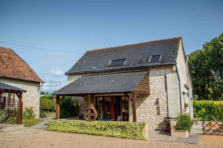 Cottage at Le Haut Gué