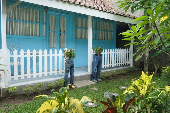 Rumah Vintage Kotagede