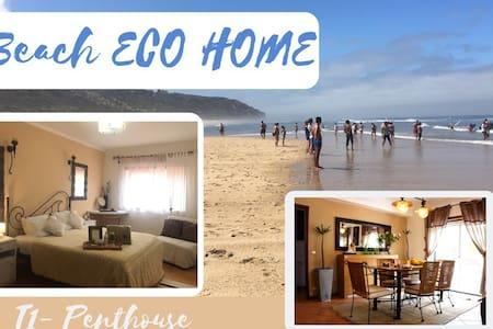 Beach ECO HOME - T1 PENTHOUSE Vista Mar