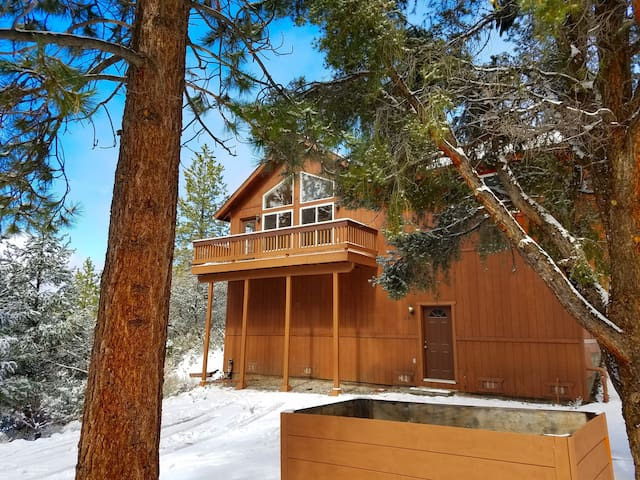 Gorgeous Vacation Cabin, All the Amenities!!! - Pine Mountain Club - Cottage