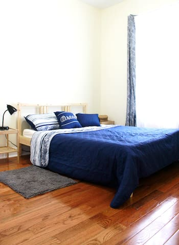 Beautiful/comfortable Private New Room next toNYC. - West New York - Appartement