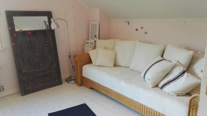 Lovely room on lovely island