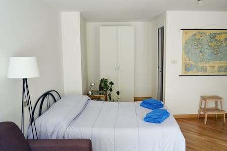 A studio apartment in Valtellina - Poggiridenti Alto