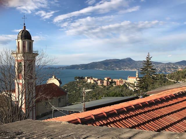 Vista dal terrazzo / Vieuw from the balcony