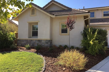 Your private casita in the heart of wine country - Templeton - Casa