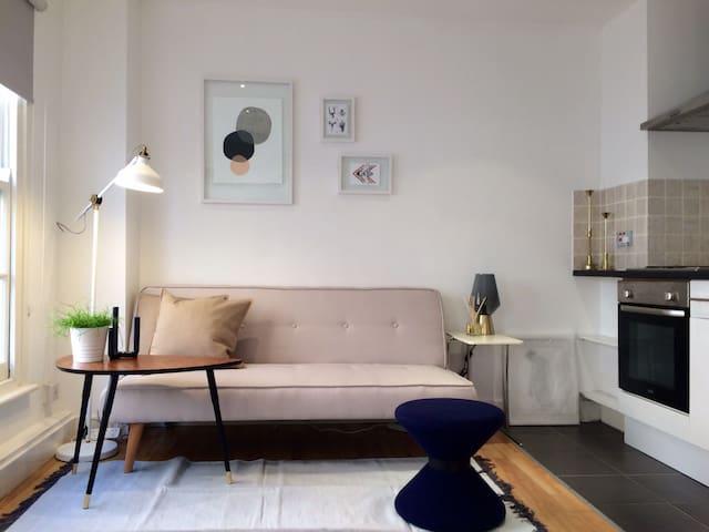 Lovely Studio In The Heart Of Soho