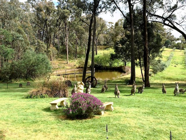 Daylesford Countryside Intimate Retreat - Hepburn - Apartemen