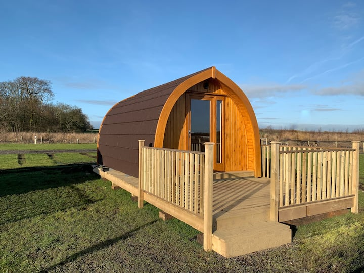 'Willow' Glamping Pod - Ream Hills Holiday Park