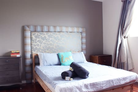 Lovely QUEEN Bedroom in Botany - Botany - อพาร์ทเมนท์
