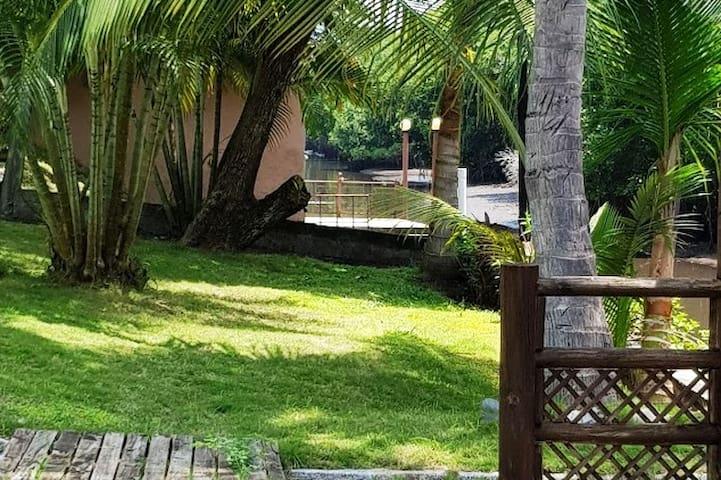 Casa Los manglares  cozy house Likin