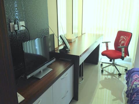 Private Studio Apartment De Papilio Ahmad Yani